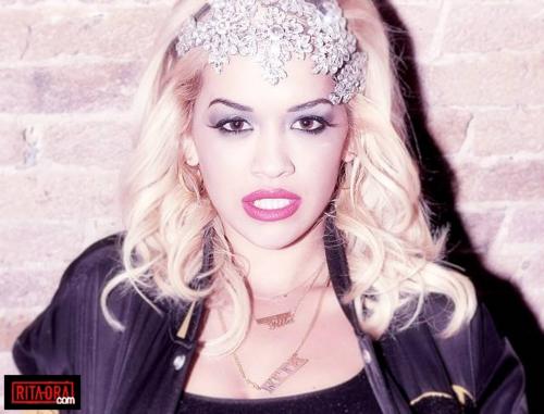 Rita Ora - Photoshoots 2012 - G-A-Y Nightclub Photoshoot