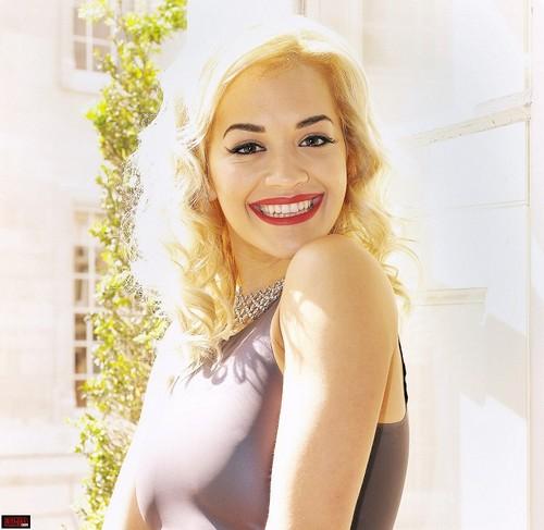 Rita Ora - Photoshoots 2012 - Single Launch Shoot for R.I.P