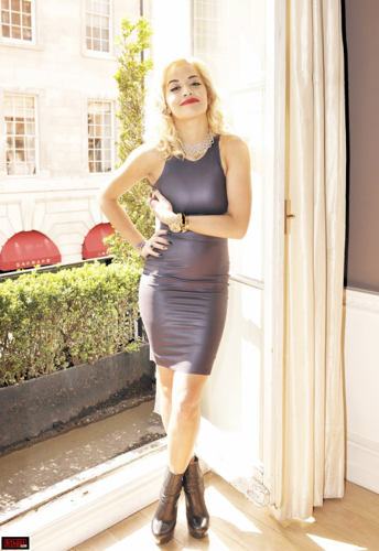Rita Ora - Photoshoots 2012 - Single Launch Shoot for R.I.P