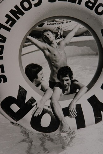 Roger, Freddie and John