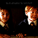 Ron and Hermione - romione icon