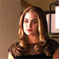 Rosalie in Breaking Dawn