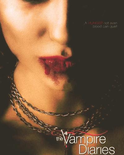 S4 TVD Promotional Poster - Elena Gilbert