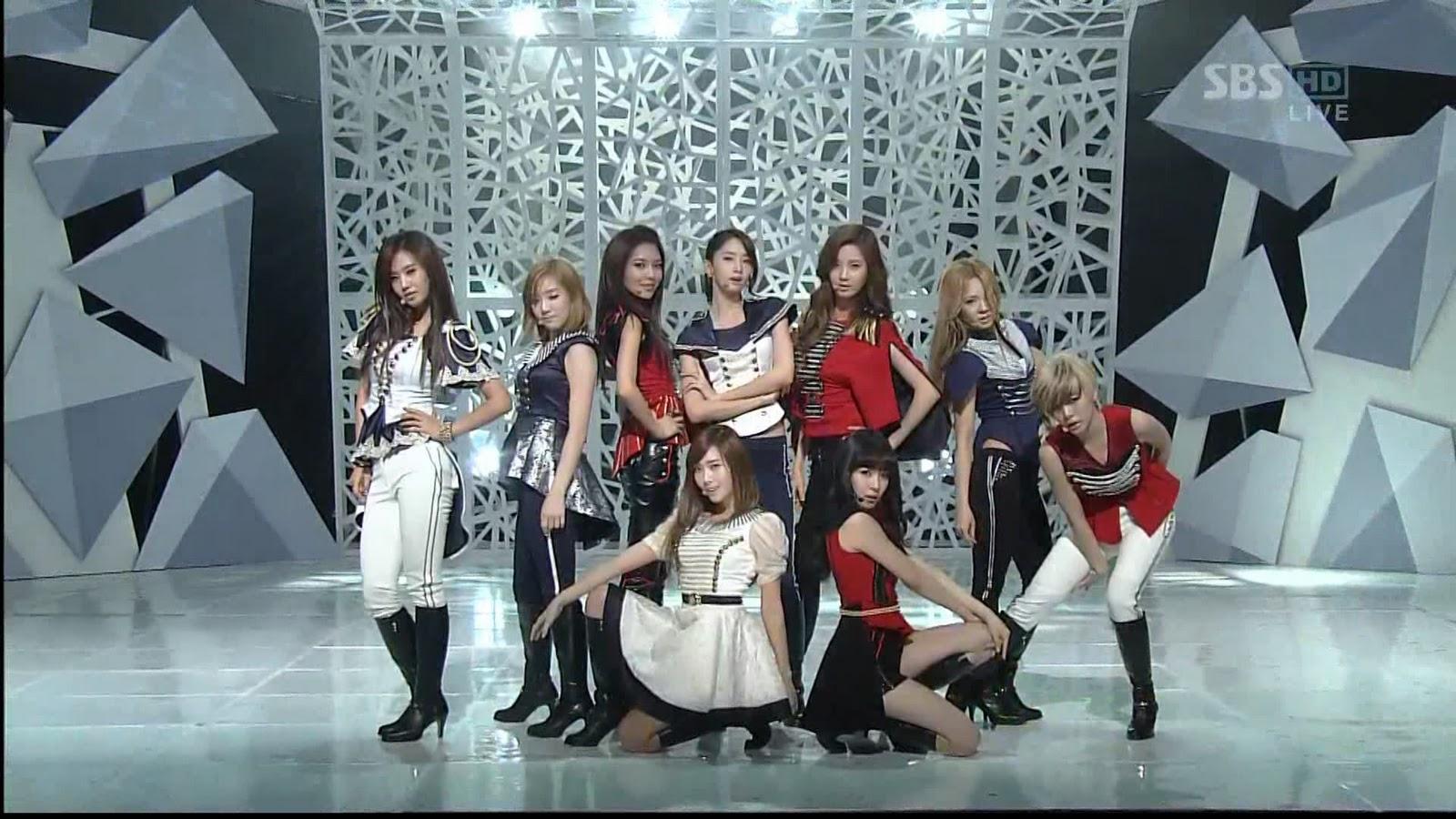 SNSD<3 The 9 goddesses