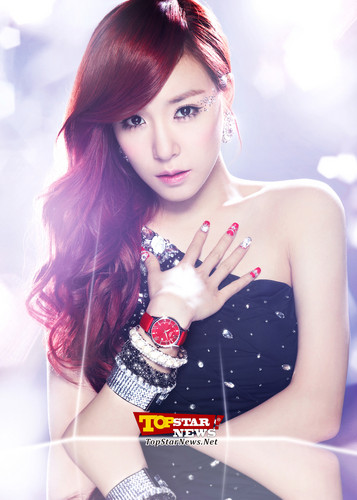 SNSD @ Casio Baby G Watches