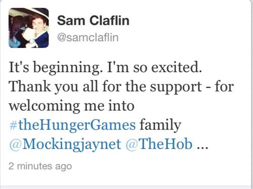 Sam Claflin-twitter