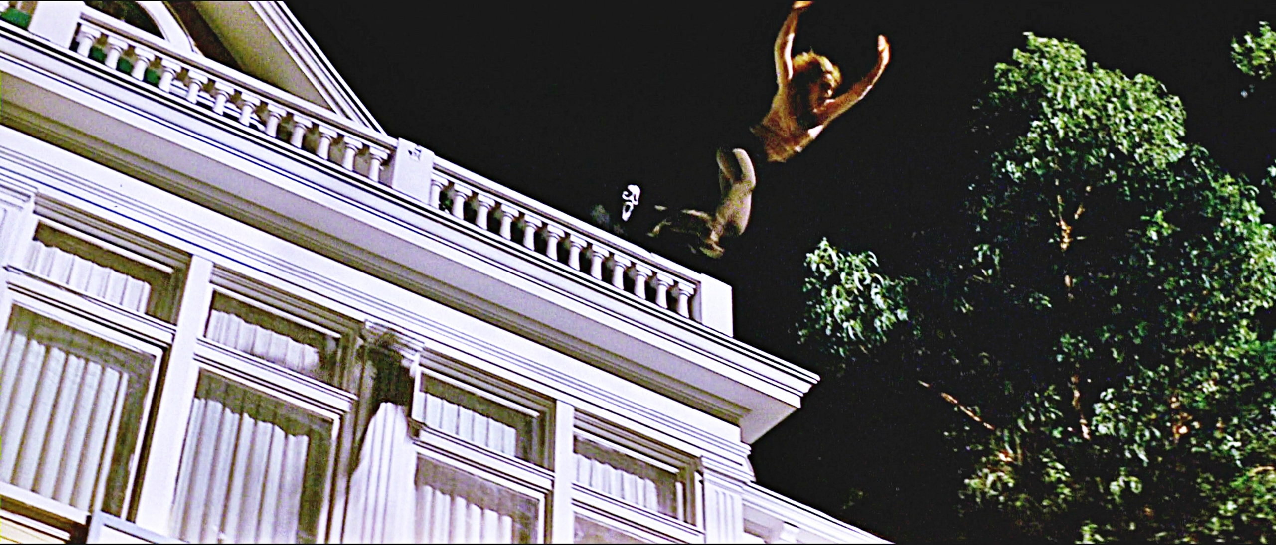 Scream 2 - Ghostface & Cici Cooper