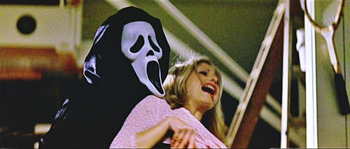 Scream 2 - Ghostface & Cici Cooper