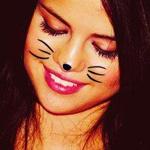 Selena Cat iconen