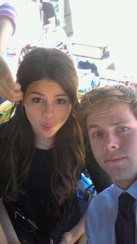 Selena Gomez and Lachlan Buchanan