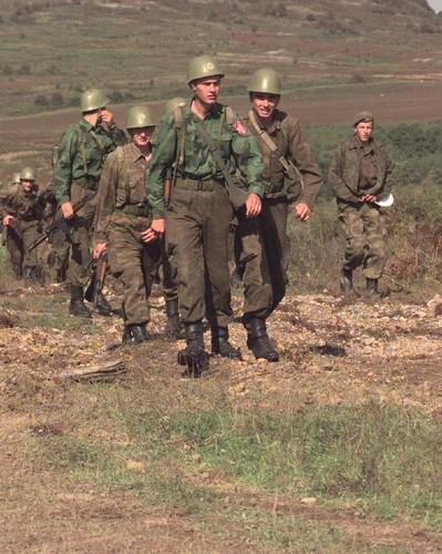 Serb Soldiers