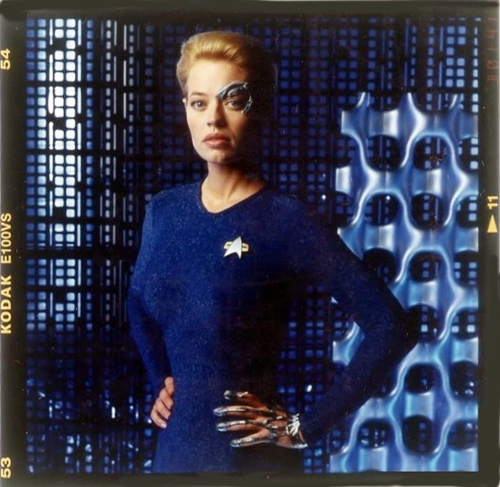 Seven of Nine Promos