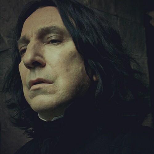 Severus my lovely.