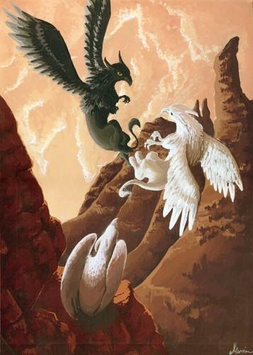 Shade and Angel –Jäger der Finsternis the Griffins