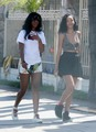 Shopping In West Hollywood [24 August 2012] - rihanna photo