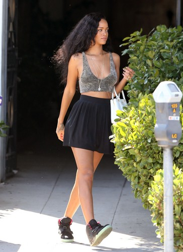 Shopping In West Hollywood [24 August 2012]