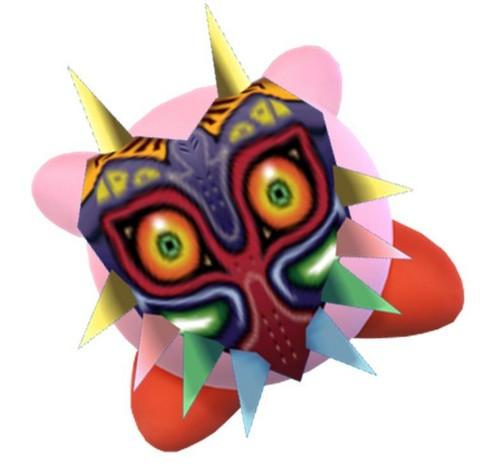 Skull Kid Kirby version 2