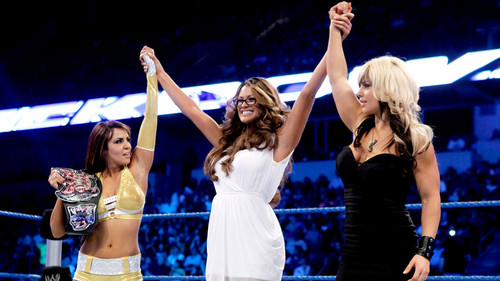 wwe layla wallpaper entitled Smackdown Digitals 8/24/12