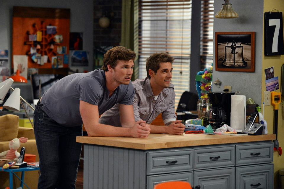Baby Daddy S03 - Ep01 The Naked Truth HD Watch - video