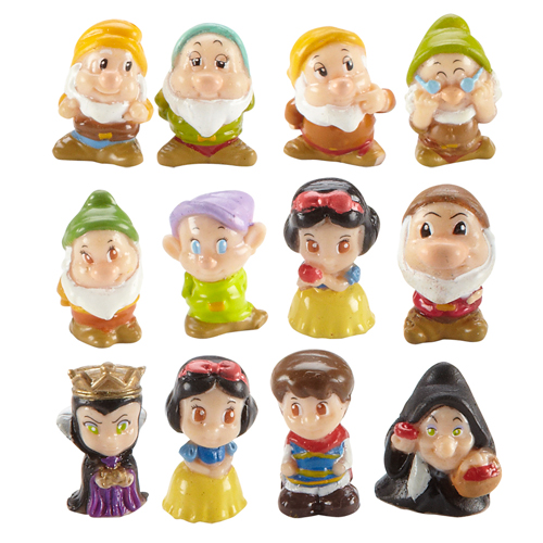 Snow White and the Seven Dwarfs: Squinkies