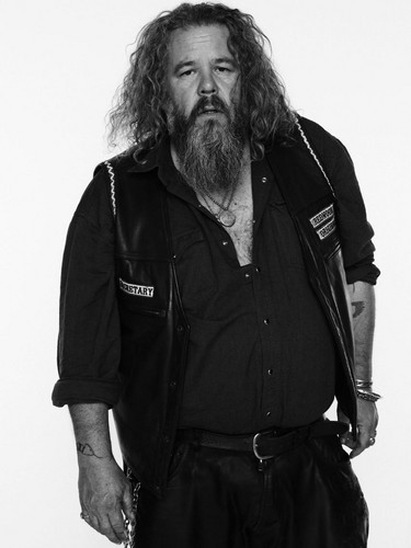 Sons of Anarchy - Season 5 - Cast Promotional mga litrato