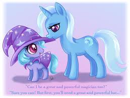 Sorry, guys, but it's....TRIXIE TIME!