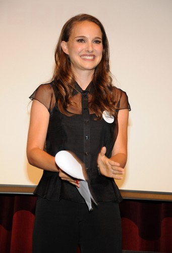 Speaking at the Nevada Women Vote 2012 Summit at the Fifth Street School Auditorium, Las Vegas (Augu