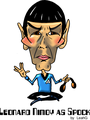 Spock by LeahG - star-trek fan art
