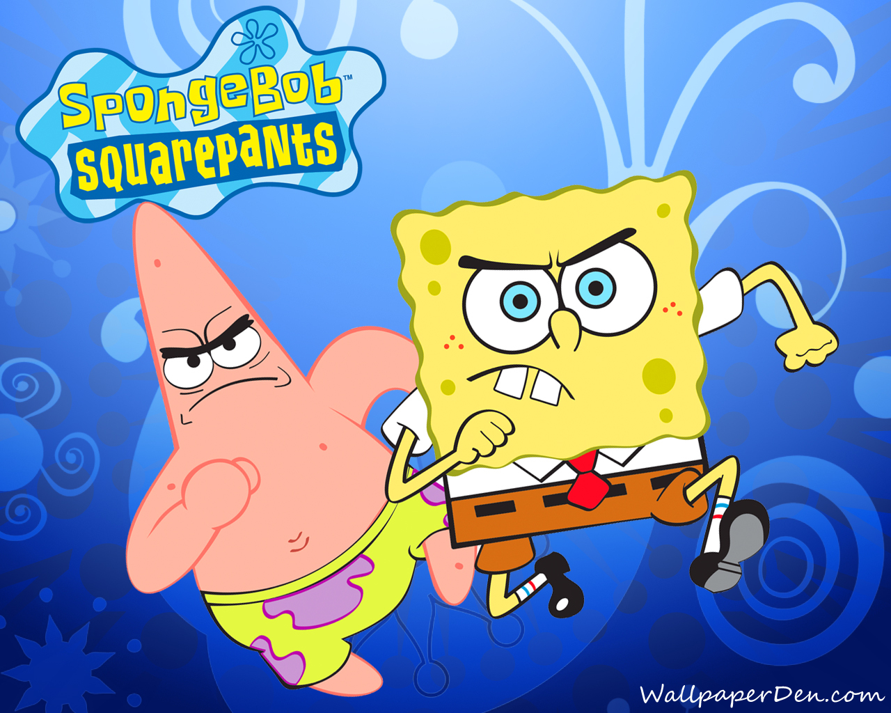 Spongebob squarepants spongebob and patrick