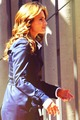 Stana Katic: Castle BTS
