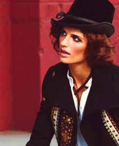 Stana Katic fond d'écran containing a fedora, a snap brim hat, and a campaign hat titled Stana *-*