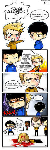 Star Trek Chibi