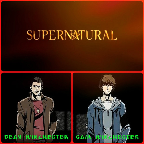 Supernatural: The 动画片