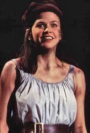 Sutton Foster as Eponine