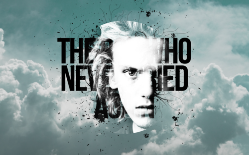 Jamie Campbell Bower wallpaper titled TMI