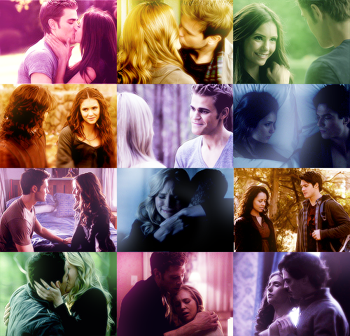 TVD Couples
