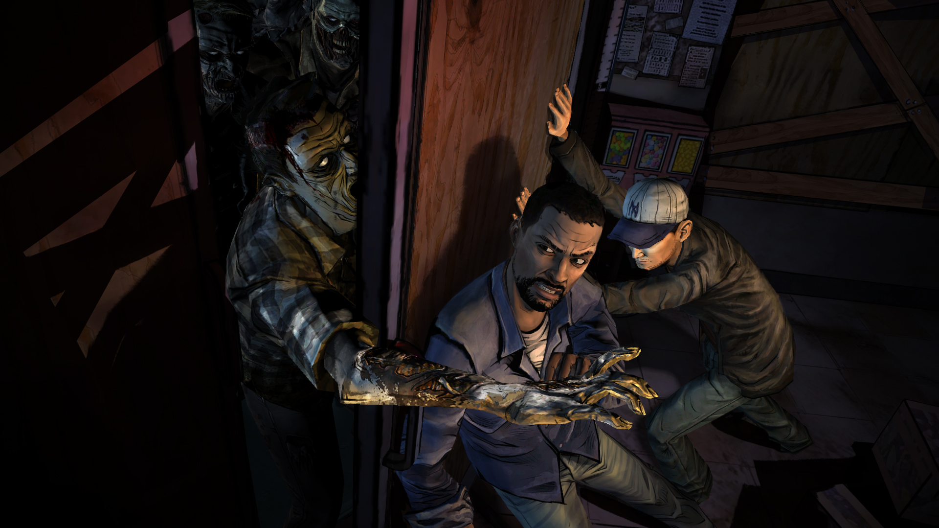 The Walking Dead Game images TWD game HD wallpaper and background photos