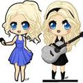 Taylor rápido, swift chibi