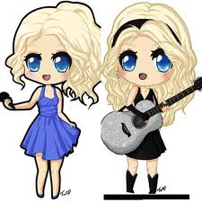 Taylor rapide, swift chibi