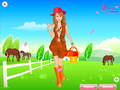 Taylor Swift in the countryside - Dressup24h