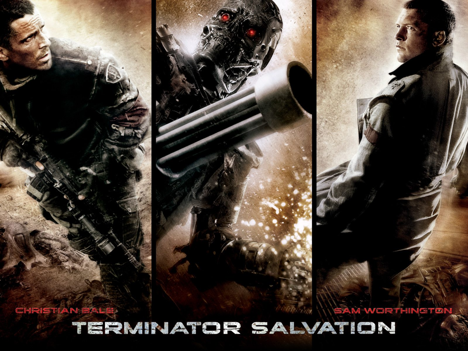 terminator salvation wallpaper hd - photo #1