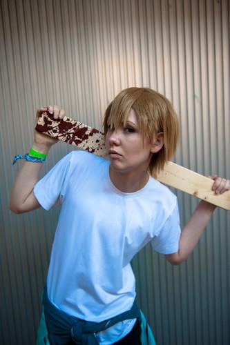 Teshigawara Cosplay