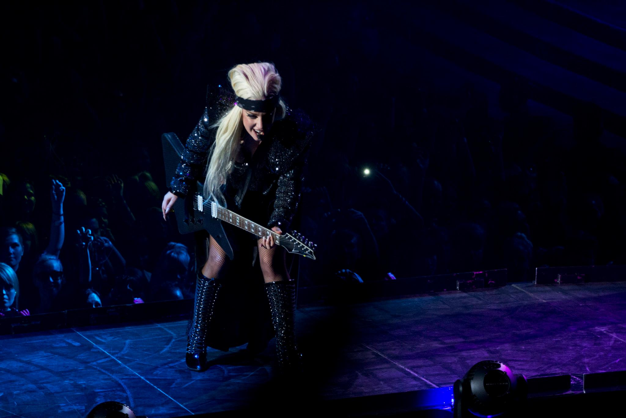The Born This Way Ball Tour in Helsinki - Lady Gaga Photo ... Lady Gaga Tour