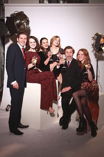 The Cast Of Downton Abbey - allen-leech Photo