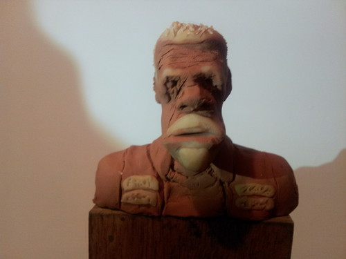 The Clay Morrow Bust