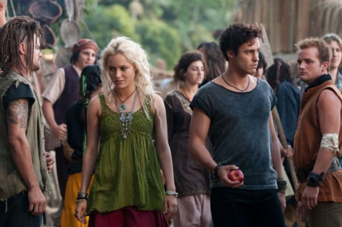 Georgina Haig achtergrond called The olifant Princess Episodic Stills