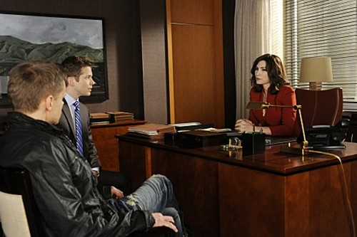 The Good Wife - Episode 4.01 - I Fought the Law - Promotional litrato