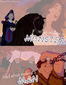 The Hunchback of Notre Dame - classic-disney fan art