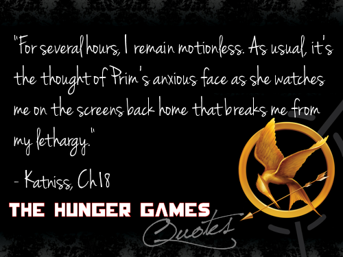 The Hunger Games nukuu 201-220