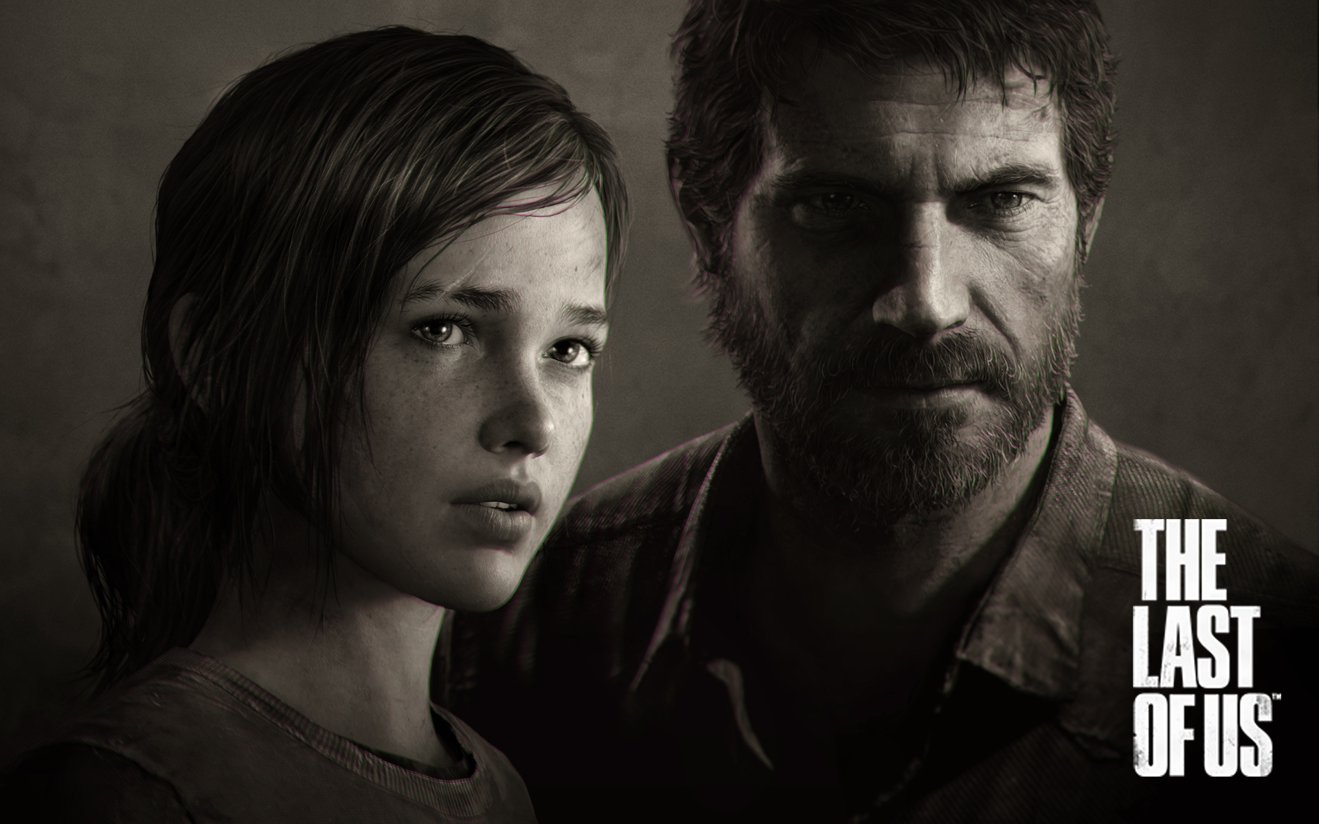 The Last of Us 바탕화면